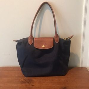 """Lonngchamp """"Le Pliage"""" Tote Small"""